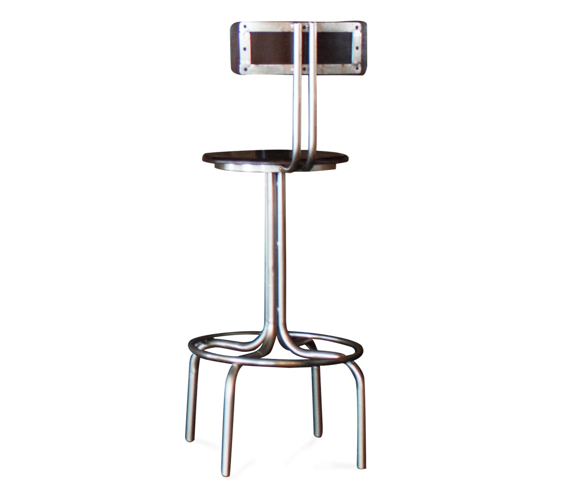 Plum Bar Stools Uk A Saloonstyle Bar Stool Made Of Hand