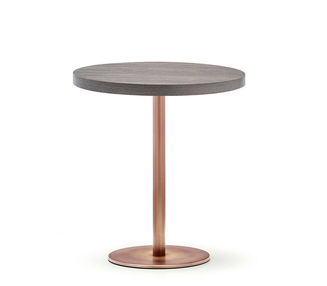 Antique Copper Table Base Style Matters