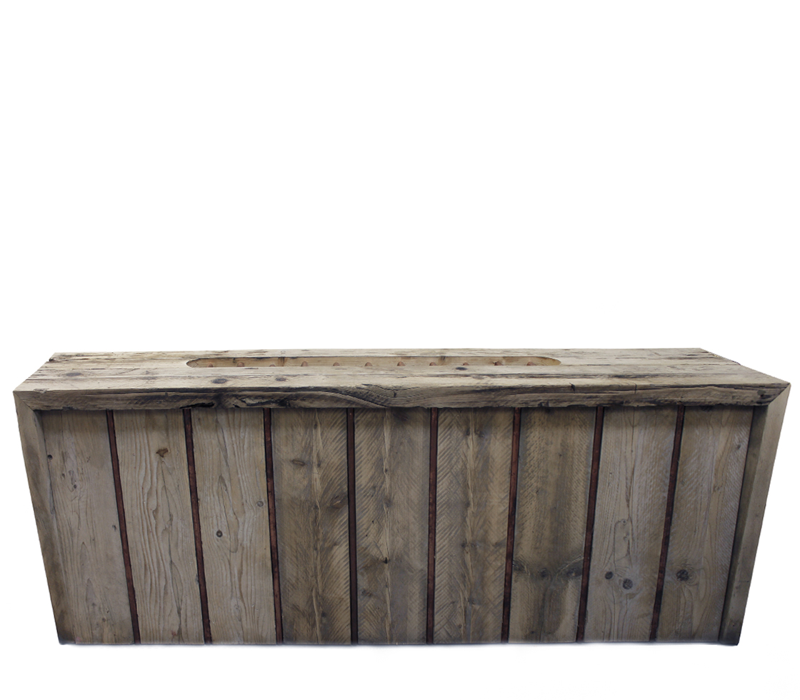 Recycled Wooden Radiator Cover Style Matters