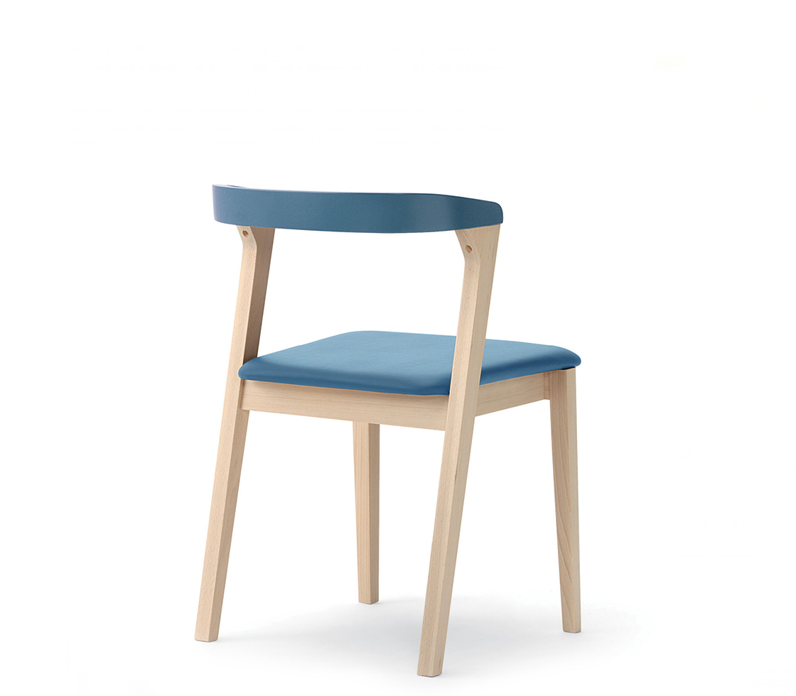 Luna Stackable Dining Chair