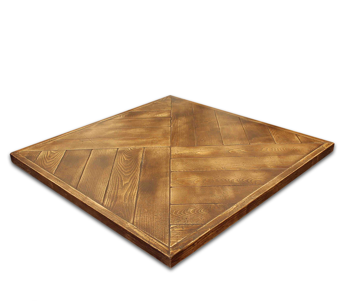 Walnut parquet table top style matters for Decor matters