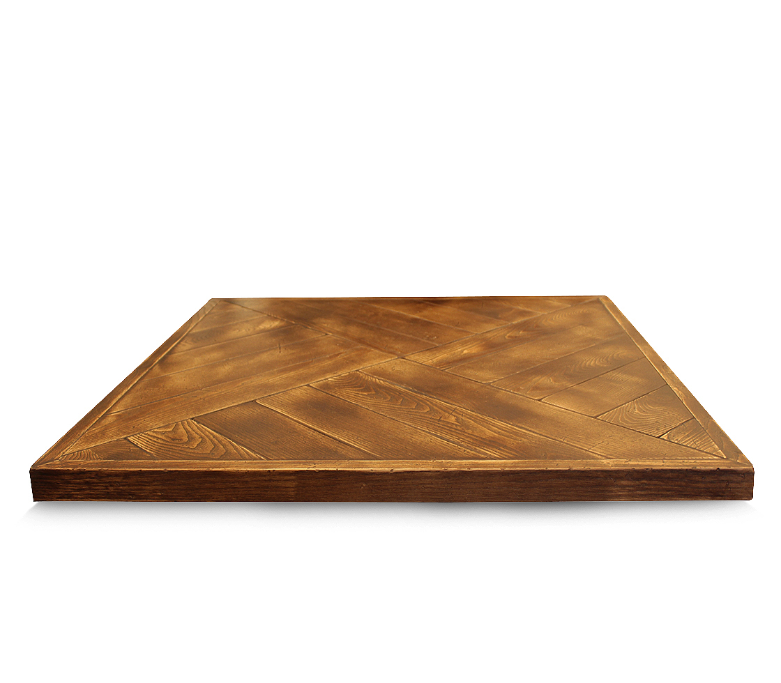 Walnut Parquet Table Top Style Matters