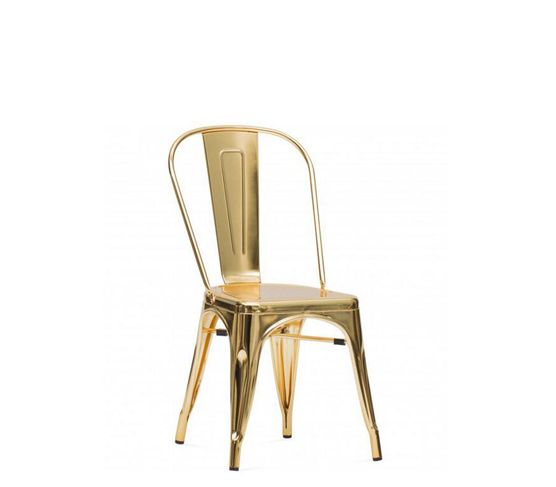 Tolix dining chair style matters for Decor matters
