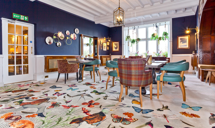 Interiors Inspired By Beatrix Potter For Lindeth Howe By