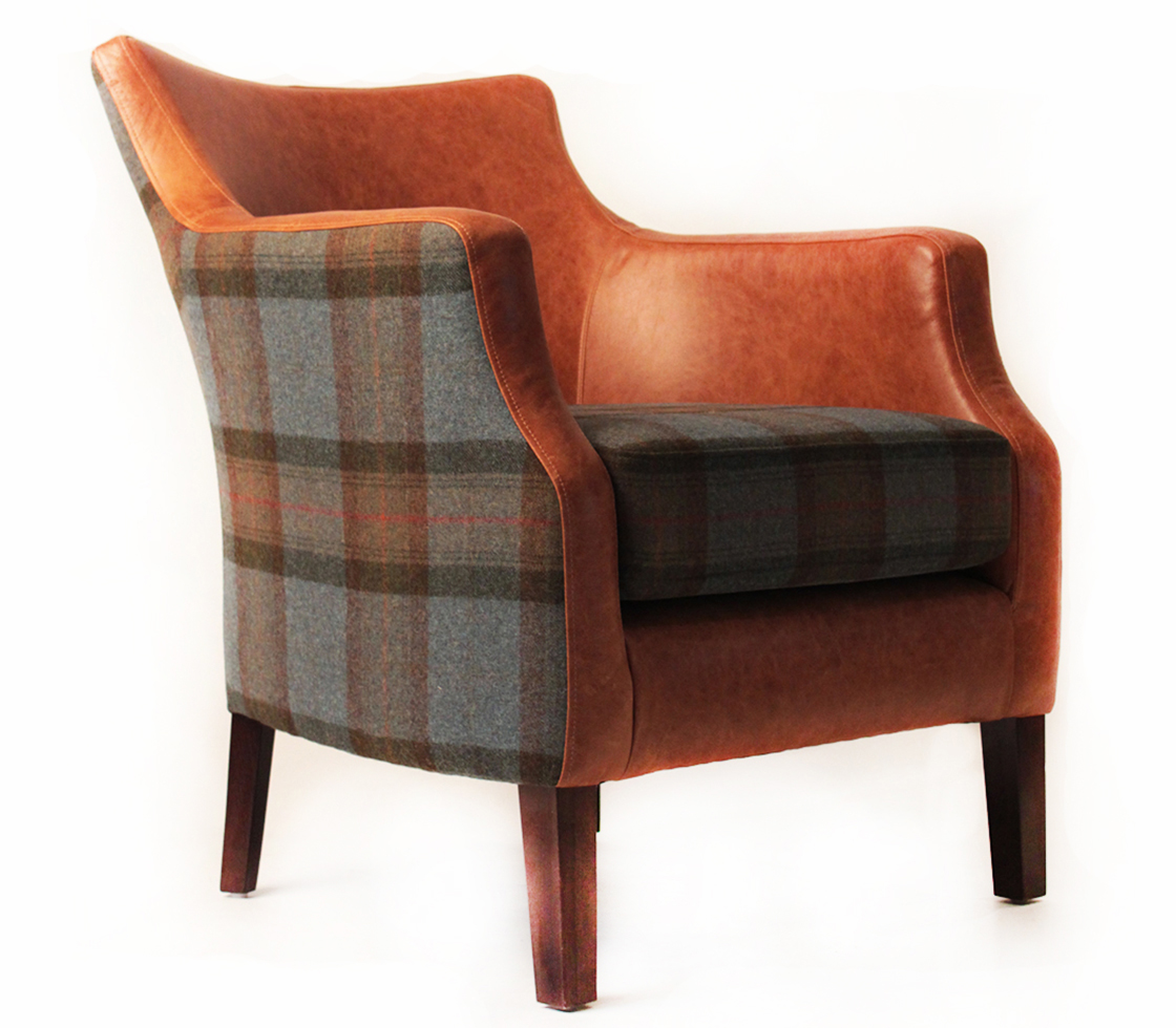 Harlow Lounge Chair By Stylematters Style Matters