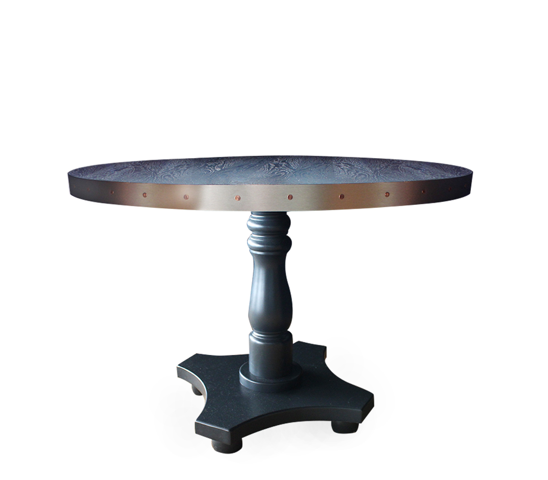 1539 Round Dining Table Style Matters