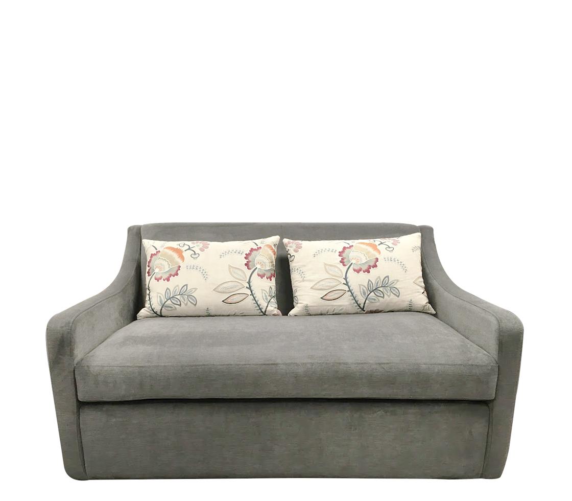 serene sofa bed sm cushions