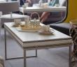 hampton rectangle table in situ