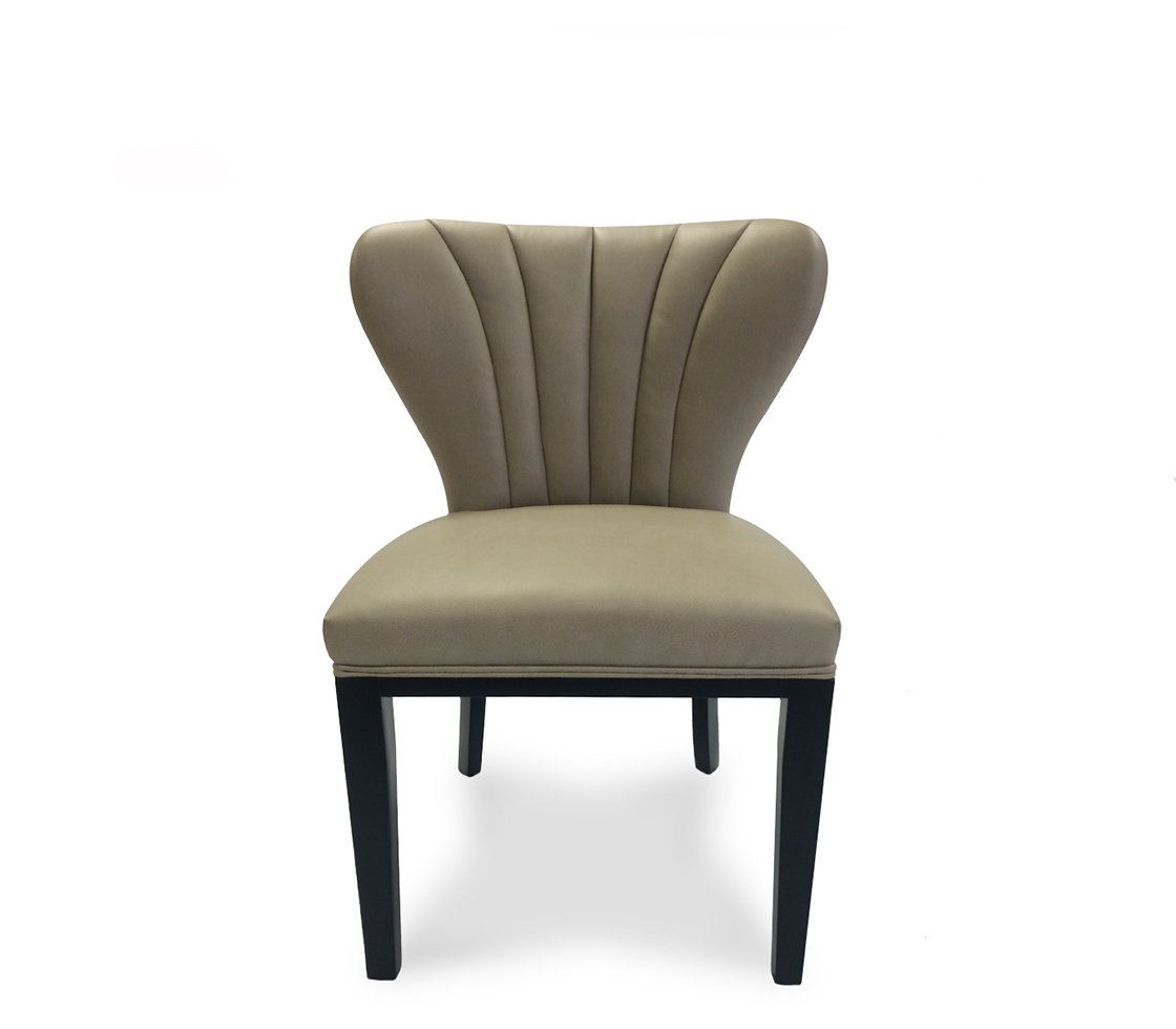 Chesterton Fluted Back Dining Chair Style Matters
