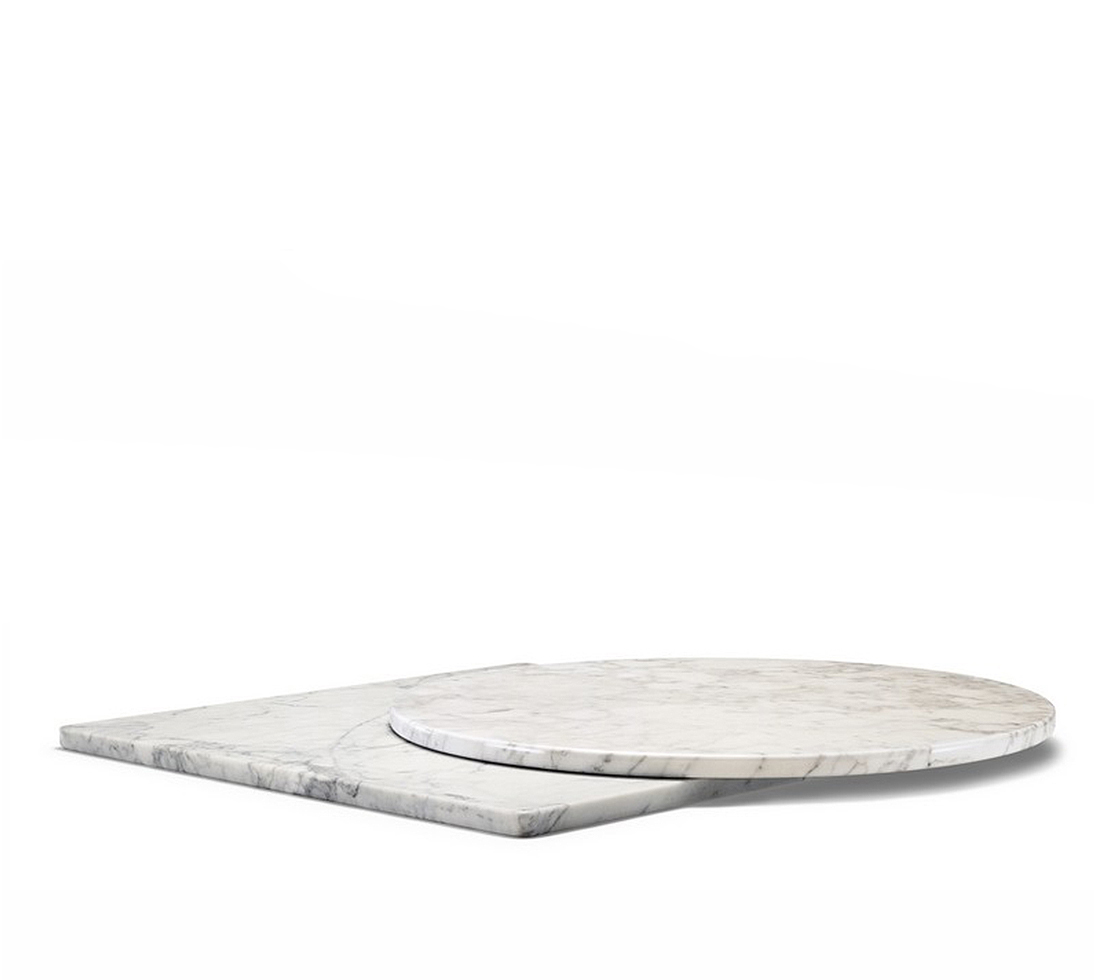 Carrera Marble Table Top Style Matters