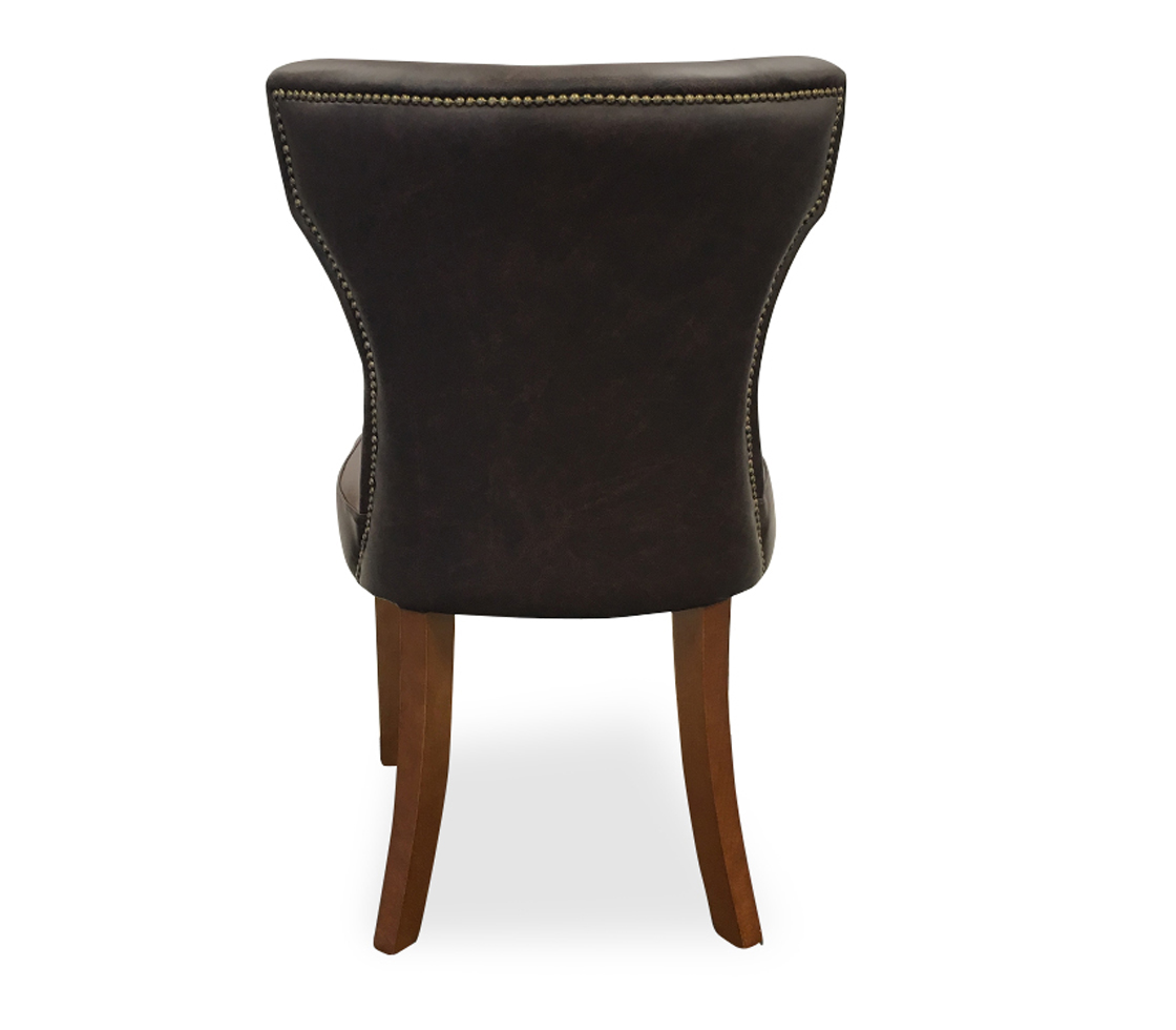 Mystique Button Back Dining Chair Back