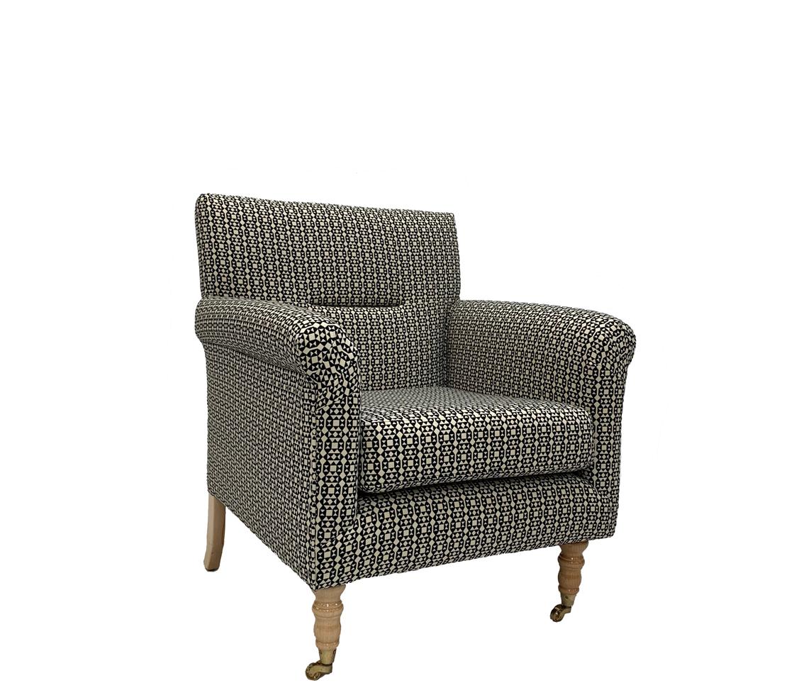 renoir armchair side
