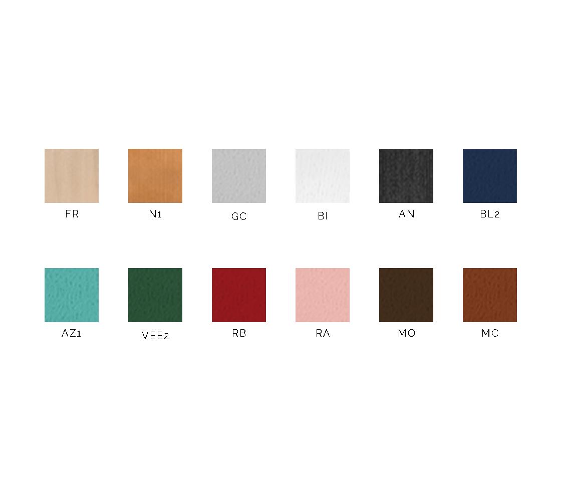 colour chart 1
