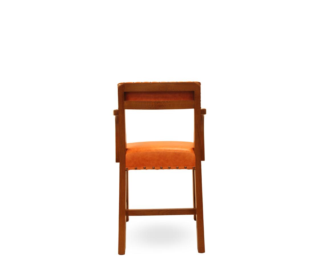 orange chair back 1