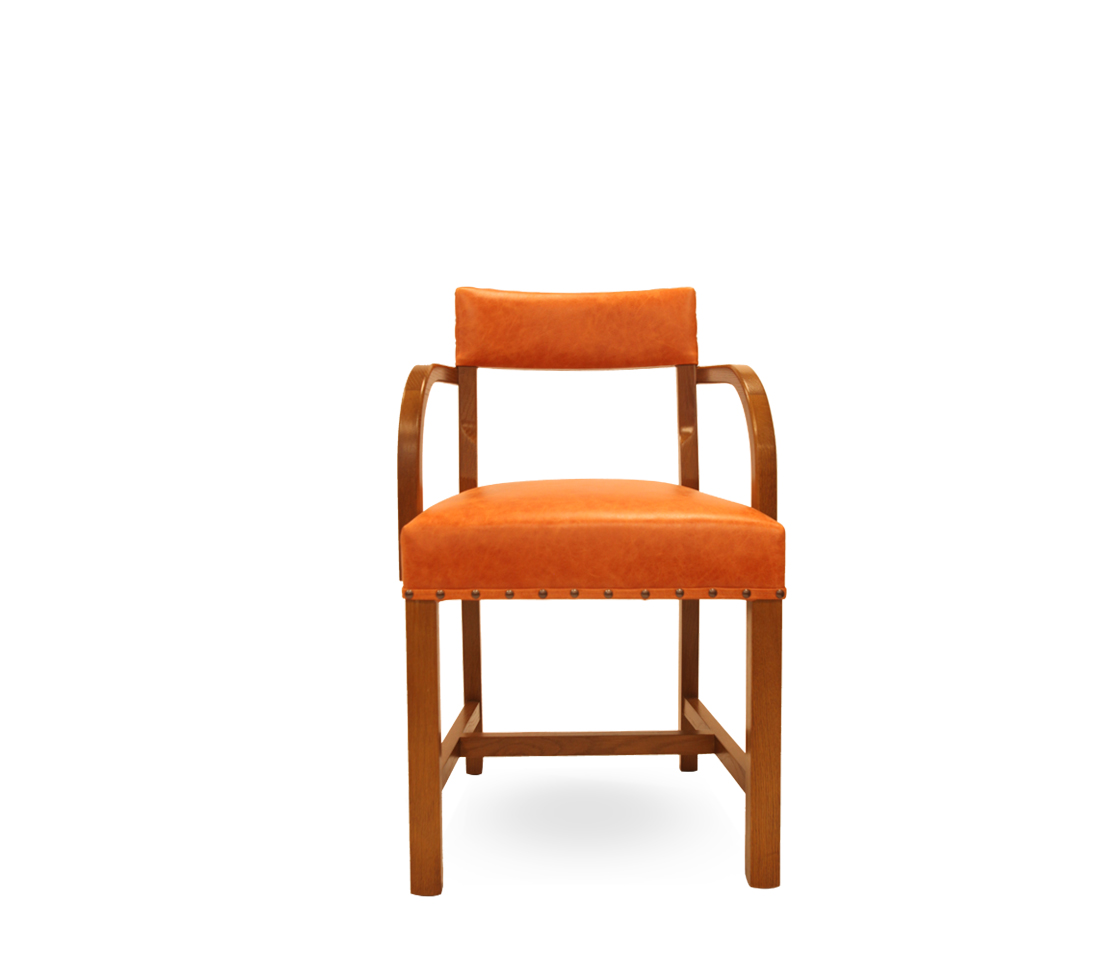 orange chair front 1