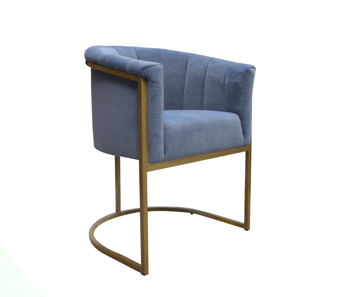 Art Deco Dining Chair made by stylematters - Style Matters